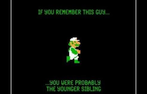 things only younger siblings understand