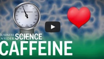 funny explanation of what caffeine does to your brain