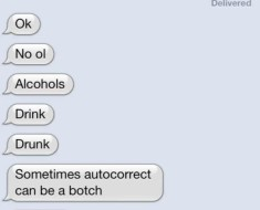 Funny Drunk text