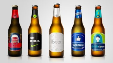 Football Beer