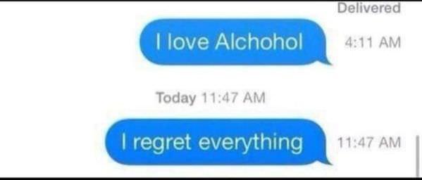 Drunk Text meme